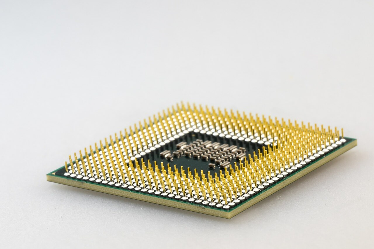 computer chip photo